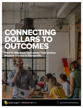 Connecting the dollar to outcomes