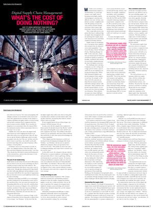 Digital Supply Chain Management Report
