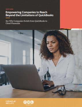 Empowering companies to reach beyond the limitations of QuickBooks