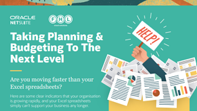 Taking Planning and budgeting to the next level