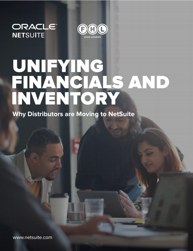 Unifying Financials and Inventory