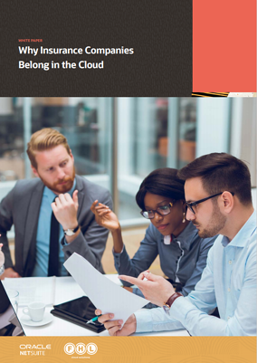 Why Insurance companies belong in the cloud