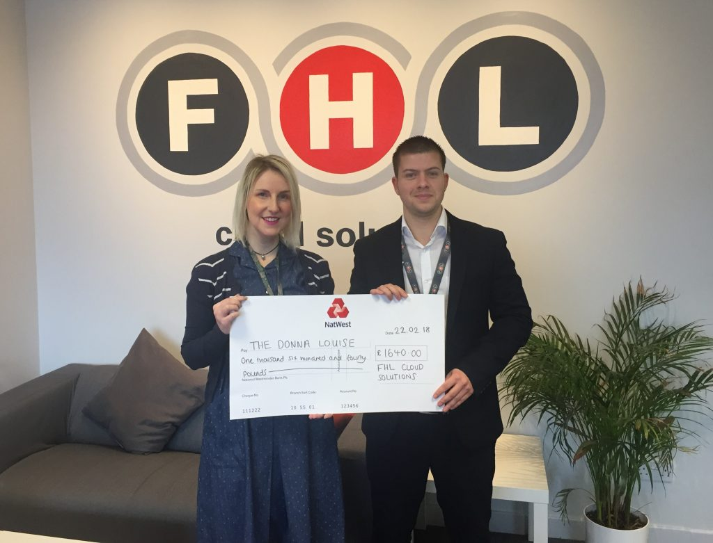 fhl annual donation to charity